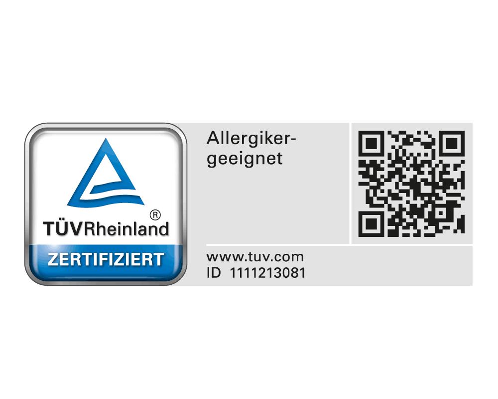 TAURO 28862 Flex 90 x 200 cm MatratzenBezug gegen Milben | AntiAllergie | höhenverstellbar von 14-20cm | Matratzenbezug bei Hausstauballergie Jetzt neu: TÜV zertifiziert!